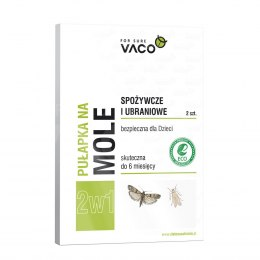 ECO Trap against clothing and food moths (2 in 1) 2x