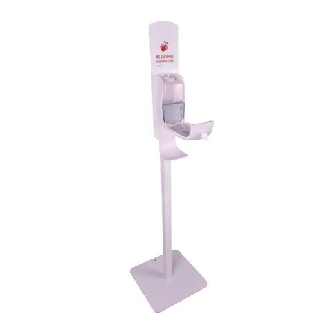 Kastell - Hand sanitizer station with non-contact dispenser COMPLETE