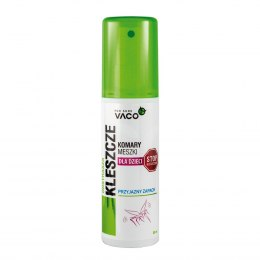 VACO repellent against mosquitos, tongs and fluff for Kids 80 ml