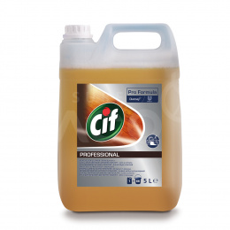 Cif Prof. Wood Floor Cleaner 2x5L