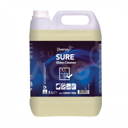 SURE Glass Cleaner 2x5L Glass Surface Cleaner